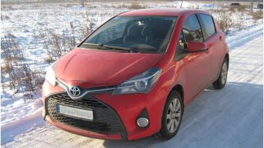Установка ГБО на Toyota Yaris 1.4 2015