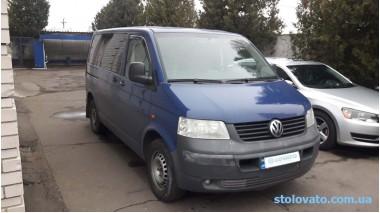 Volkswagen Transporter 2.0 2005