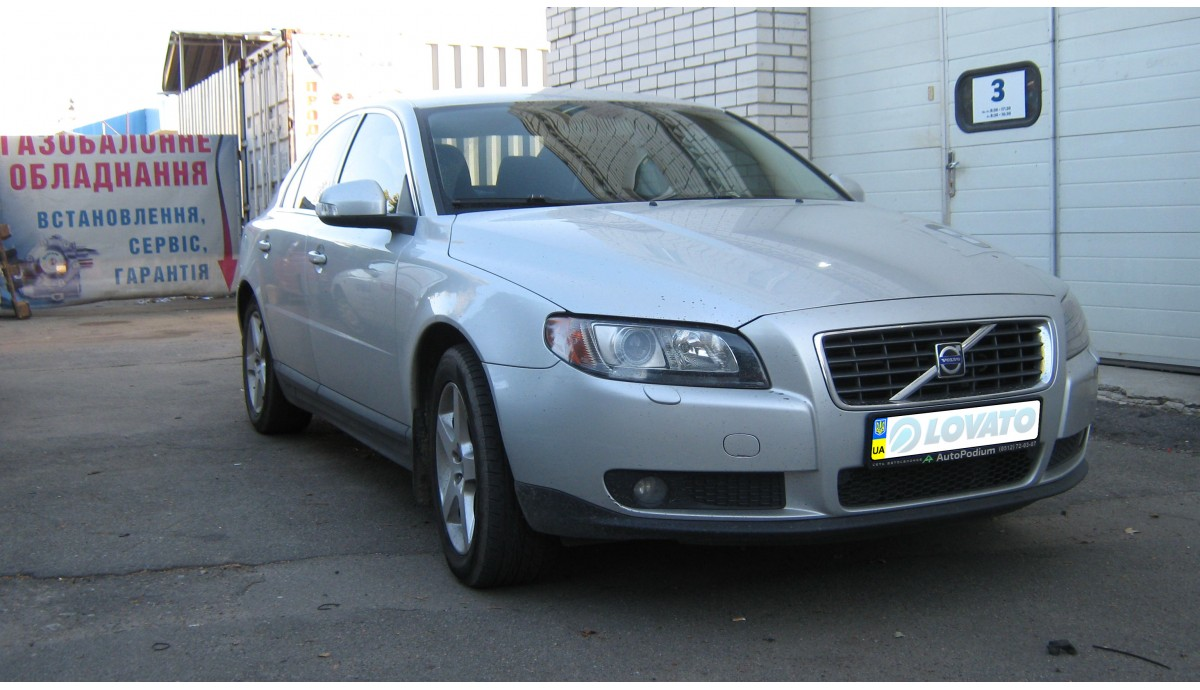 Volvo S80 2,5 2007