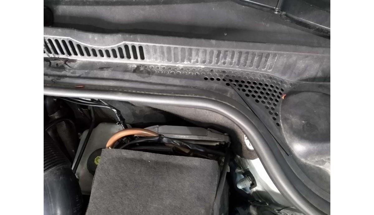 Установка ГБО на Volkswagen Jetta 1.8 TSI 2017