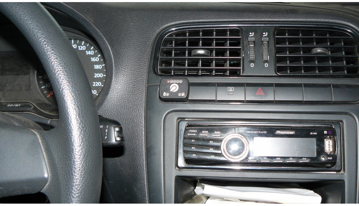 Volkswagen Polo 1.6 2016