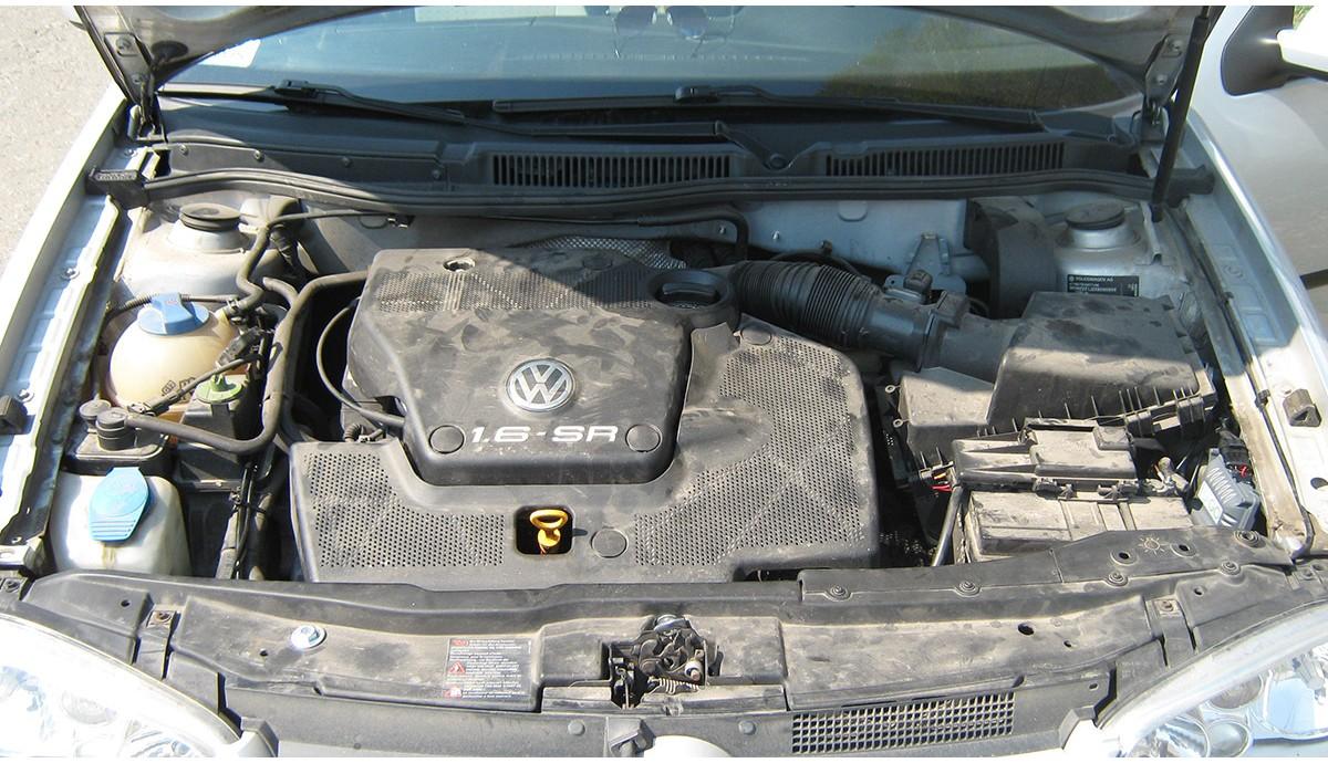 Установка ГБО на Volkswagen Golf 1,6 1998
