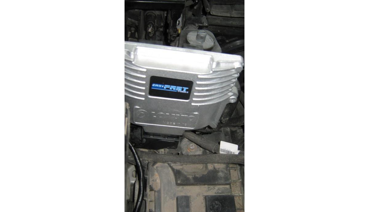 Установка ГБО на Volkswagen Passat B7 2.5 2012