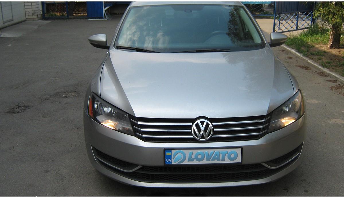 Volkswagen Passat B7 2.5 2012