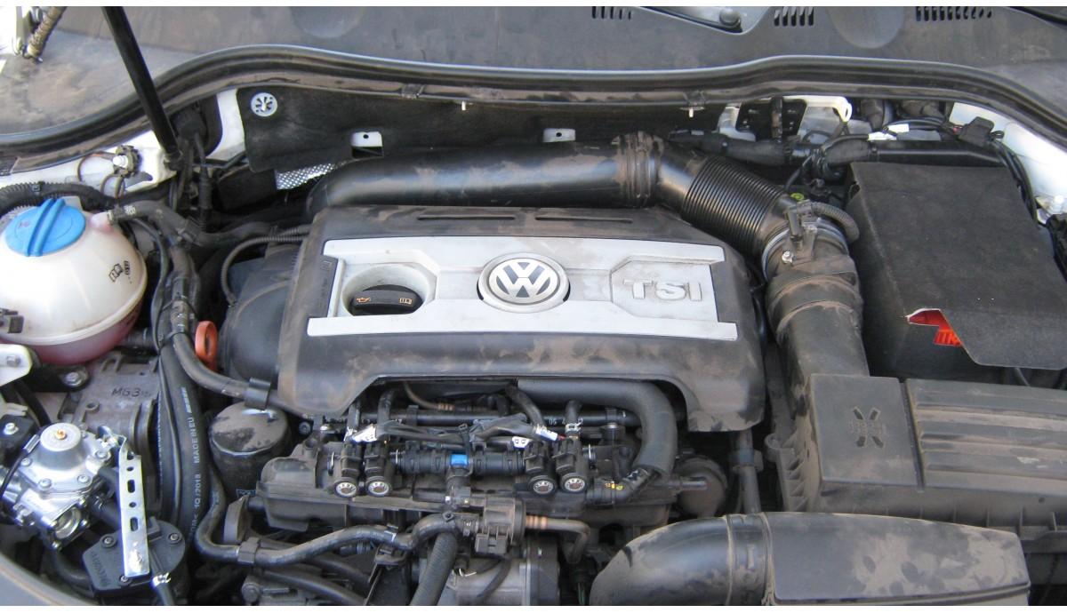 VW Passat B7 tsi 1.8 2013