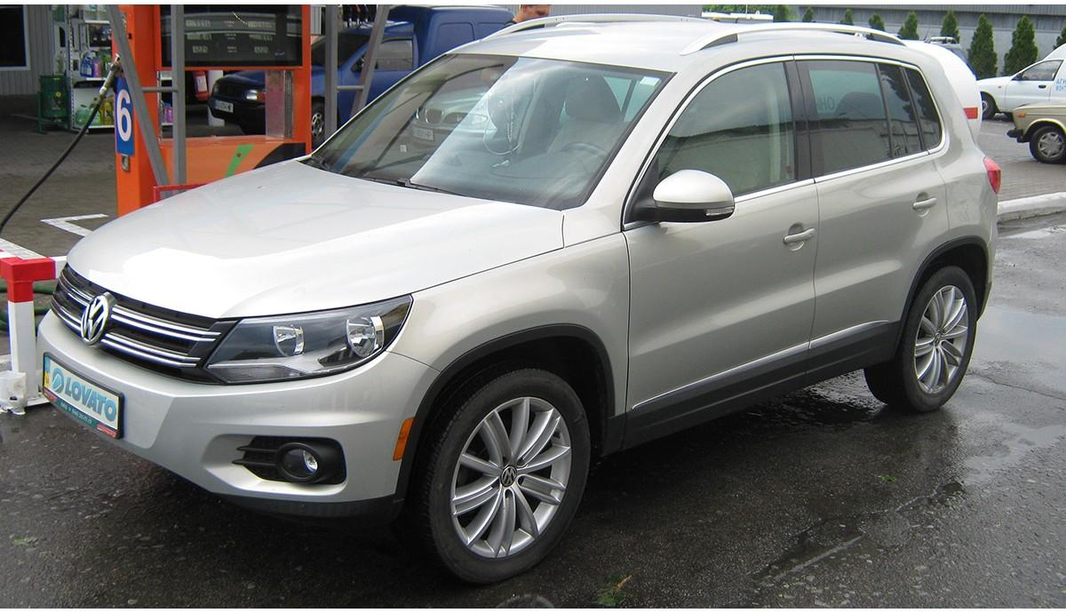 Volkswagen Tiguan 2.0 2014