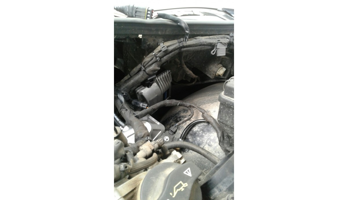Установка ГБО на Mercedes ML350
