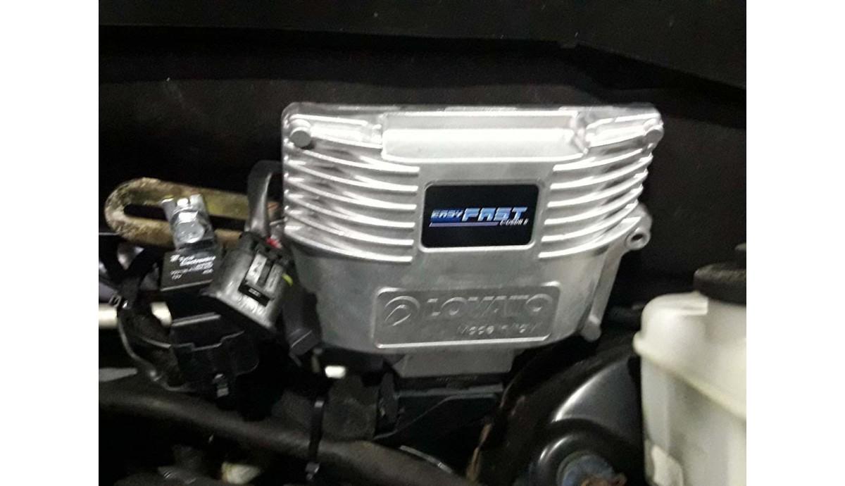 Установка ГБО на Toyota Sequoia 5.7 V8