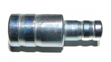 Переходник (10х16) алюминиевый