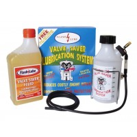 Система смазки клапанов Flash lube Serie 1 (Капельница + 0,5 л жидкости)
