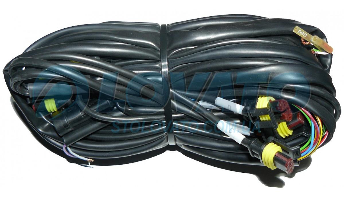 Жгут проводки 4ц. Lovato C-OBD-II