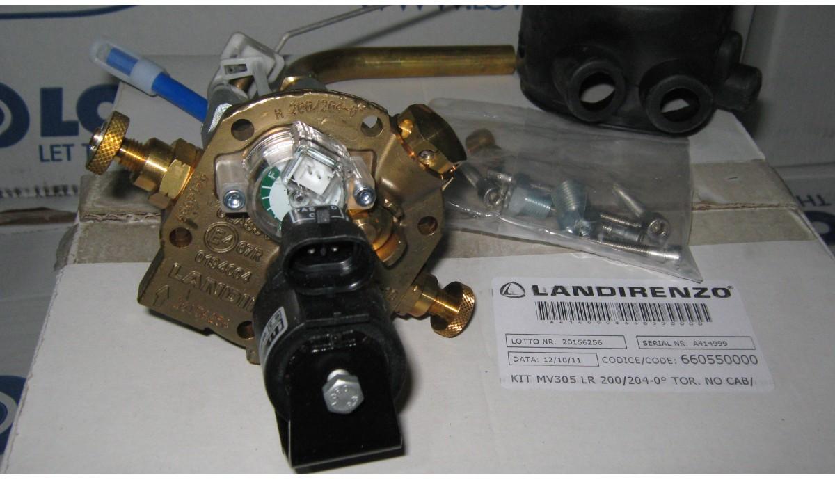 Мультиклапан LANDIRENZO MV 305 III (200-204/0) 1-ой гом. без ВЗУ
