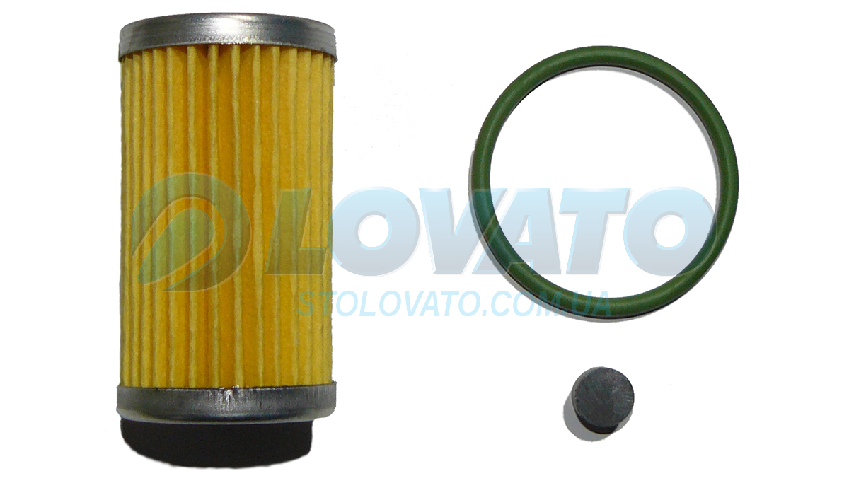Фильтр с уплотнительной резинкой к редуктору Lovato RGJ