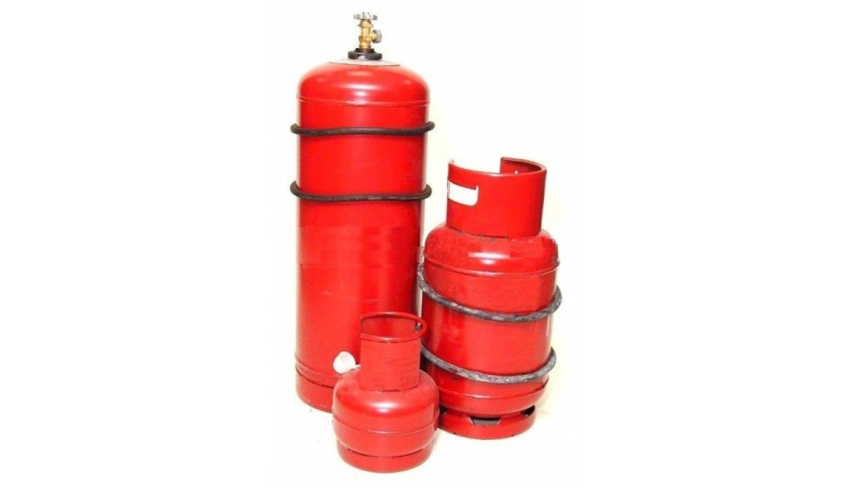Ремонт бытовых газовых баллонов, покраска, замена вентиля в СТО Ловато Сервис