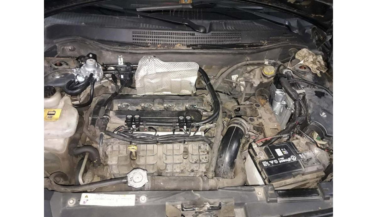 Установка ГБО на Dodge Caliber 2.0